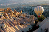 Journée libre à Cappadocia