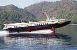 Ferry Kusadasi à Samos