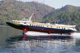 Ferry Rhodes à Fethiye