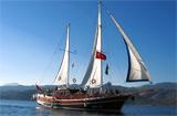 Yacht, Gulet